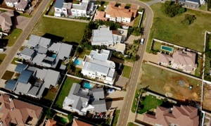 aerial view of house2