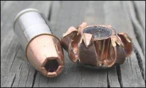 OP type of bullet used