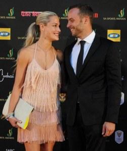 Oscar and Reeva sports awards