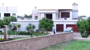 Oscar Pistorius house 2