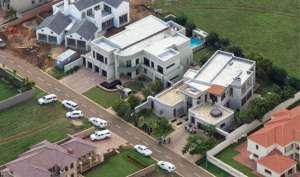 Oscar Pistorius house 4