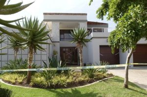 Oscar Pistorius house 5