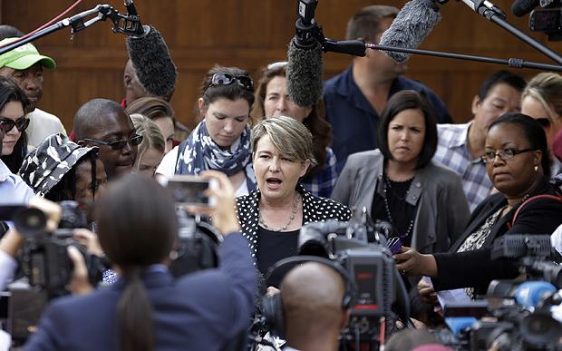 APTOPIX South Africa Pistorius