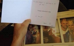 Reeva valentine gift and card