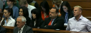 Mark Batchelor in court