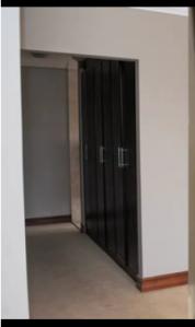 passageway to bathroom