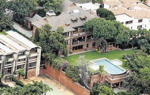 Arnold Pistorius house