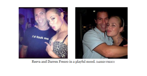 Reeva and Darren