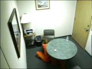 JA interrogation room