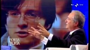 francesco sollecito on tv