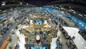 F-22 Raptor- final assembly