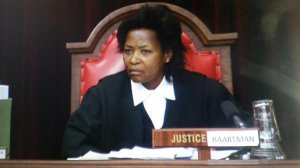Judge Baartman