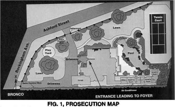 Map Rockingham
