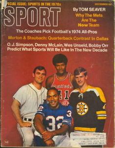 OJ 1969 sport mag
