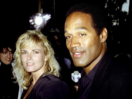 OJ and Nicole 2