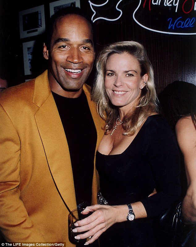 OJ and Nicole 3