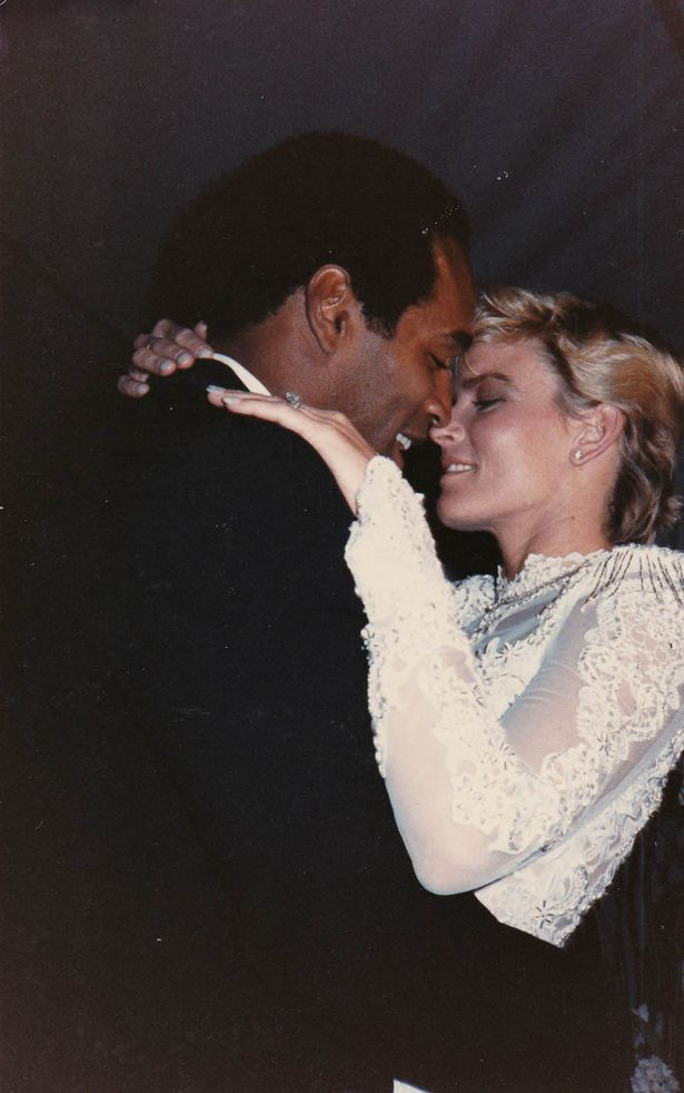 OJ and Nicole 8