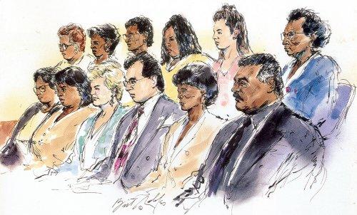 OJ Simpson jury
