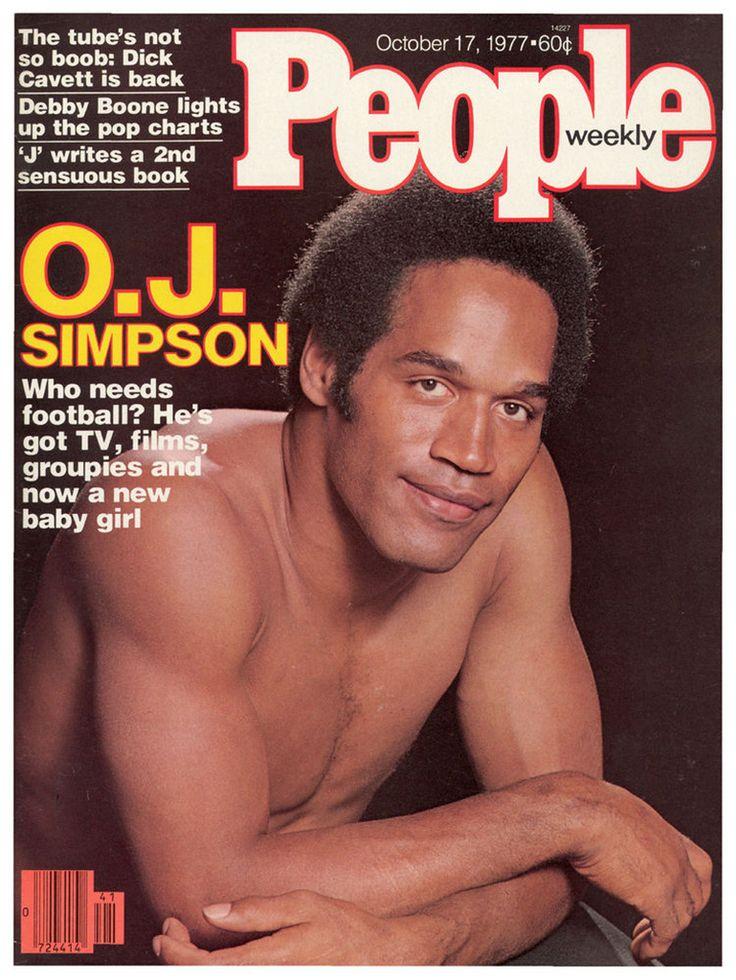 OJ simpson People Mag