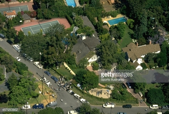 Rockingham aerial