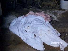 nightgown and blanket